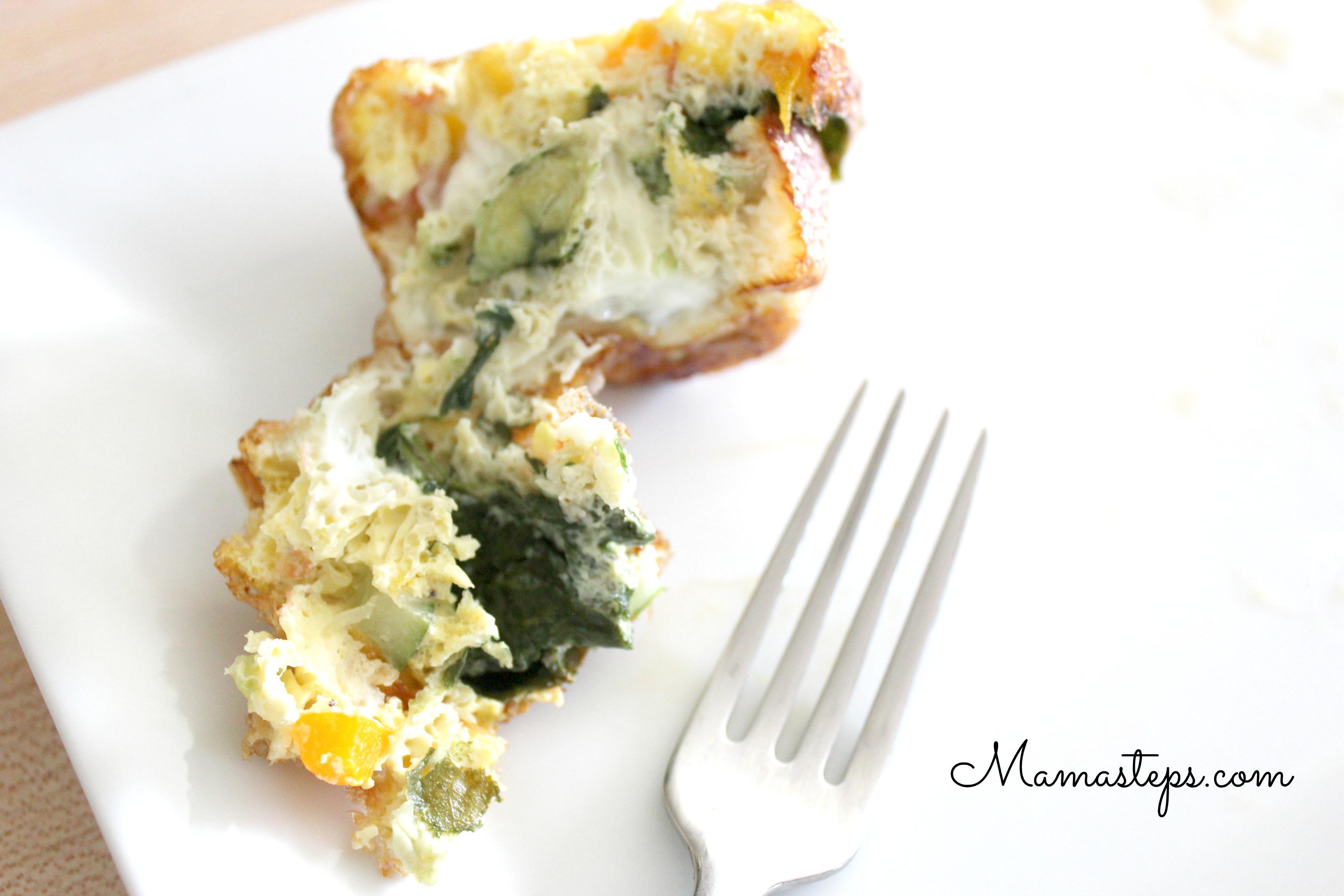veggie egg muffins 3