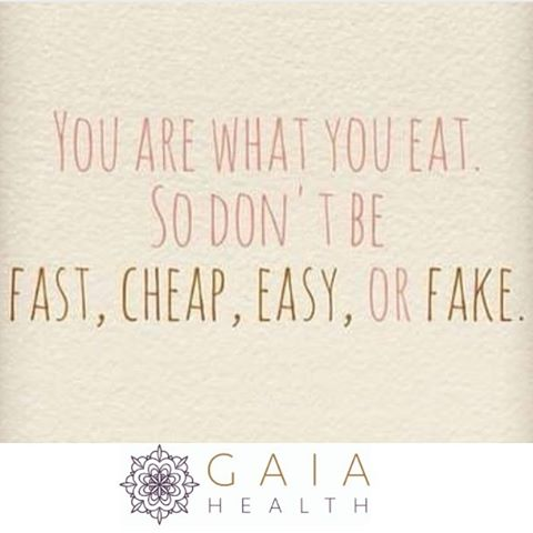 YES. I love this... Photo credit: Gaia Womens Health